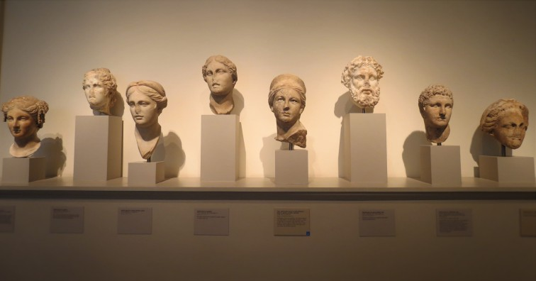 Marble Heads