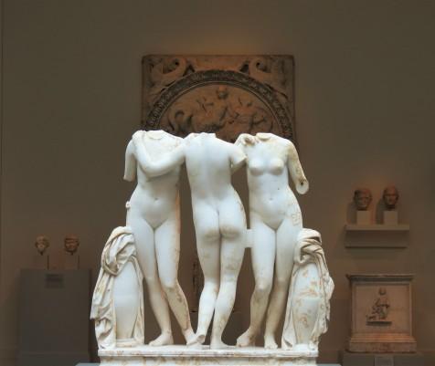 The Three Graces, 2nd Century AD